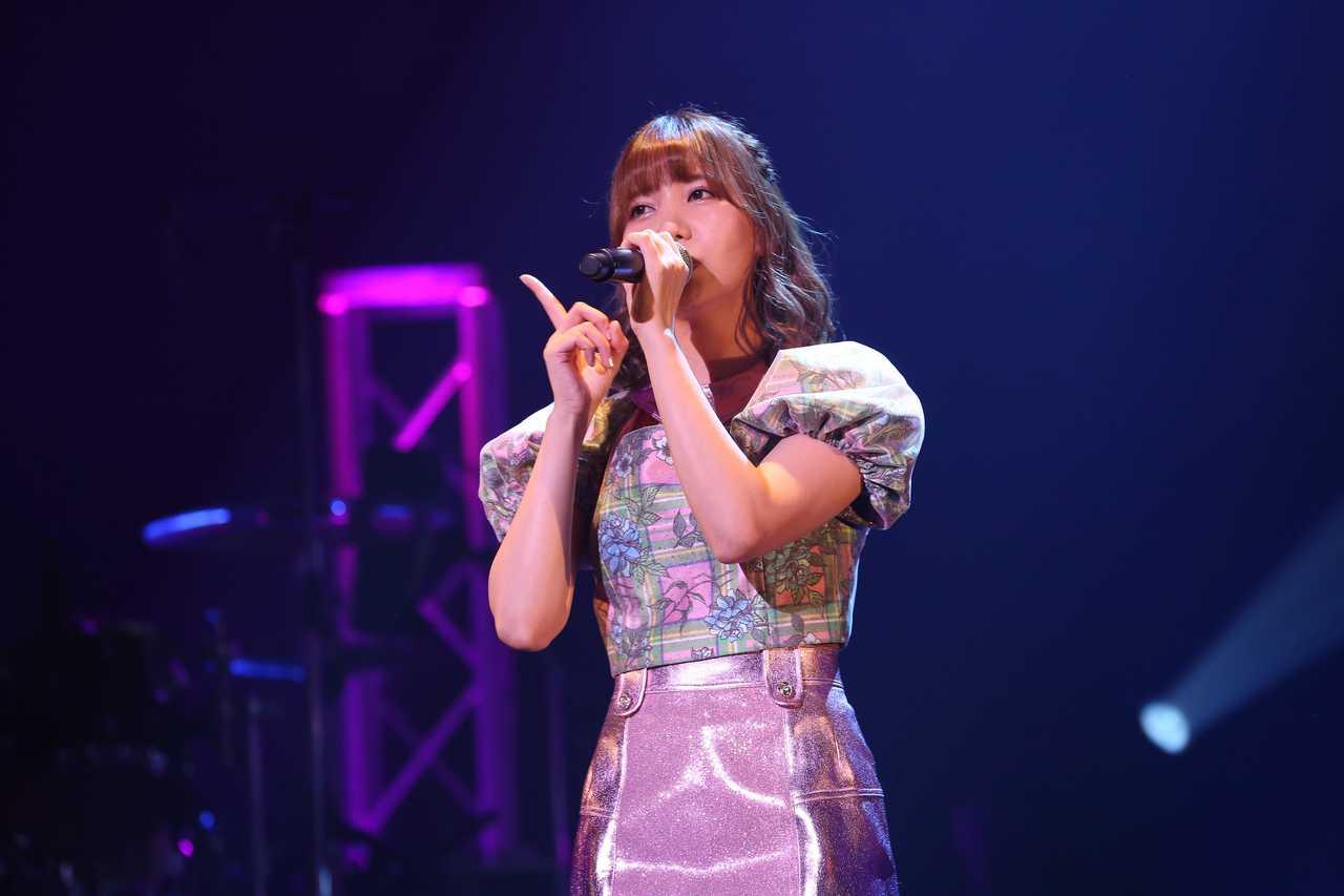 【ライブレポート】和氣あず未が1stライブを開催!デビュー曲などもパフォーマンス!