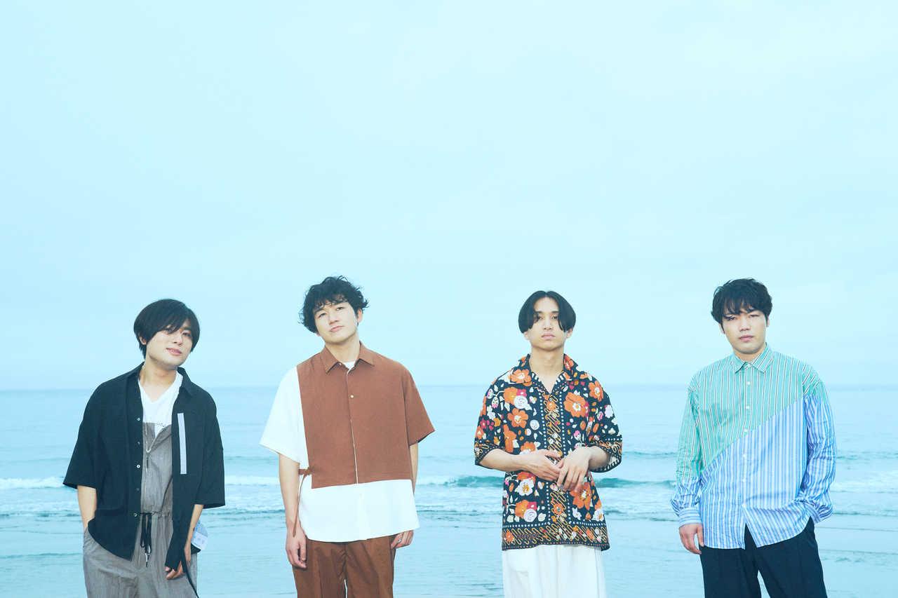 マカロニえんぴつ、5/23横浜アリーナ公演から「眺めがいいね」を公開!