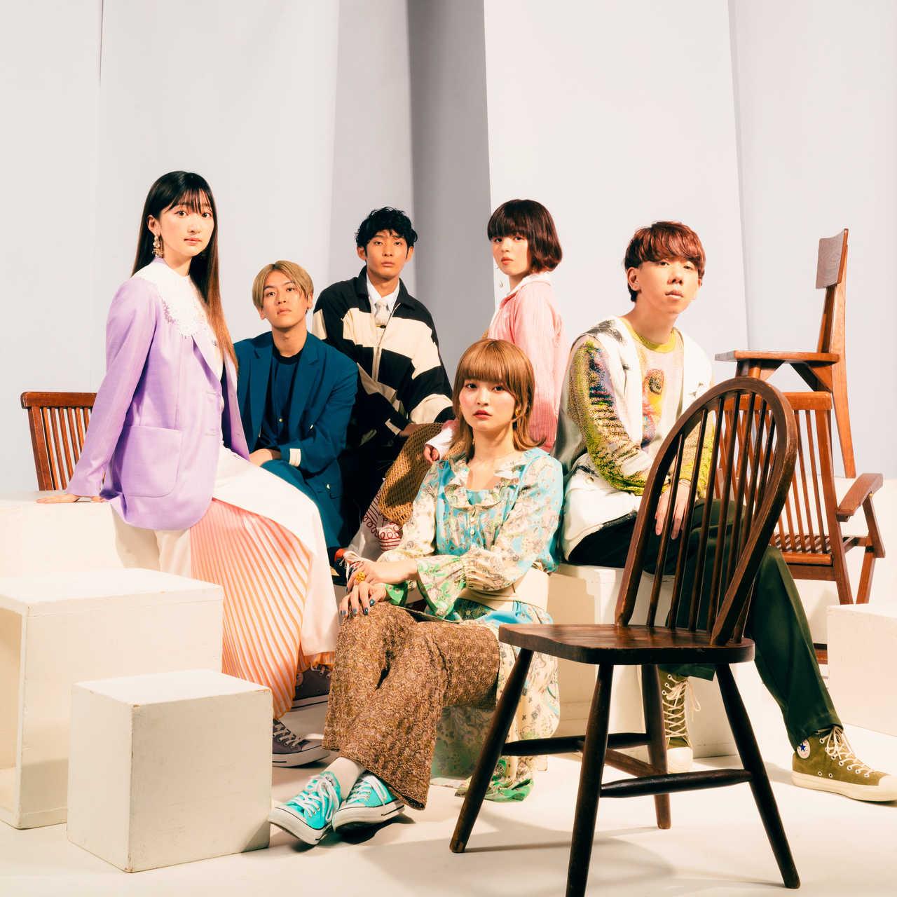 アカペラグループNagie Laneが9月メジャーデビュー、先行デジタルSgもリリース!