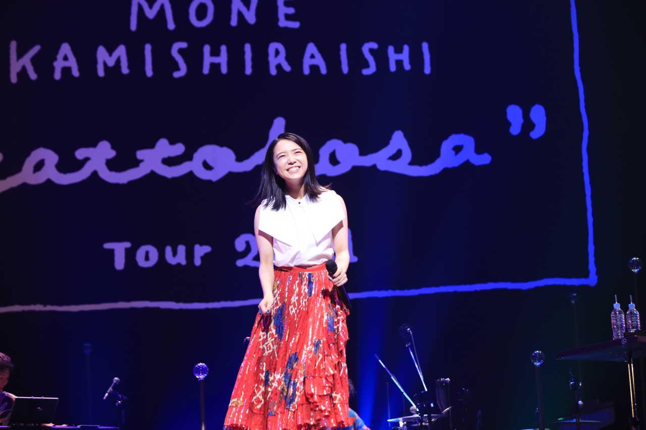 上白石萌音、『yattokosa』Tour2021 最終日・東京公演ライヴレポート オンラインライヴとして世界配信も決定!