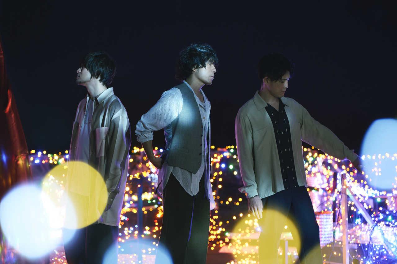 back number 「ABEMA」オリジナル『虹とオオカミには騙されない』主題歌に新曲「黄色」を書き下ろし!