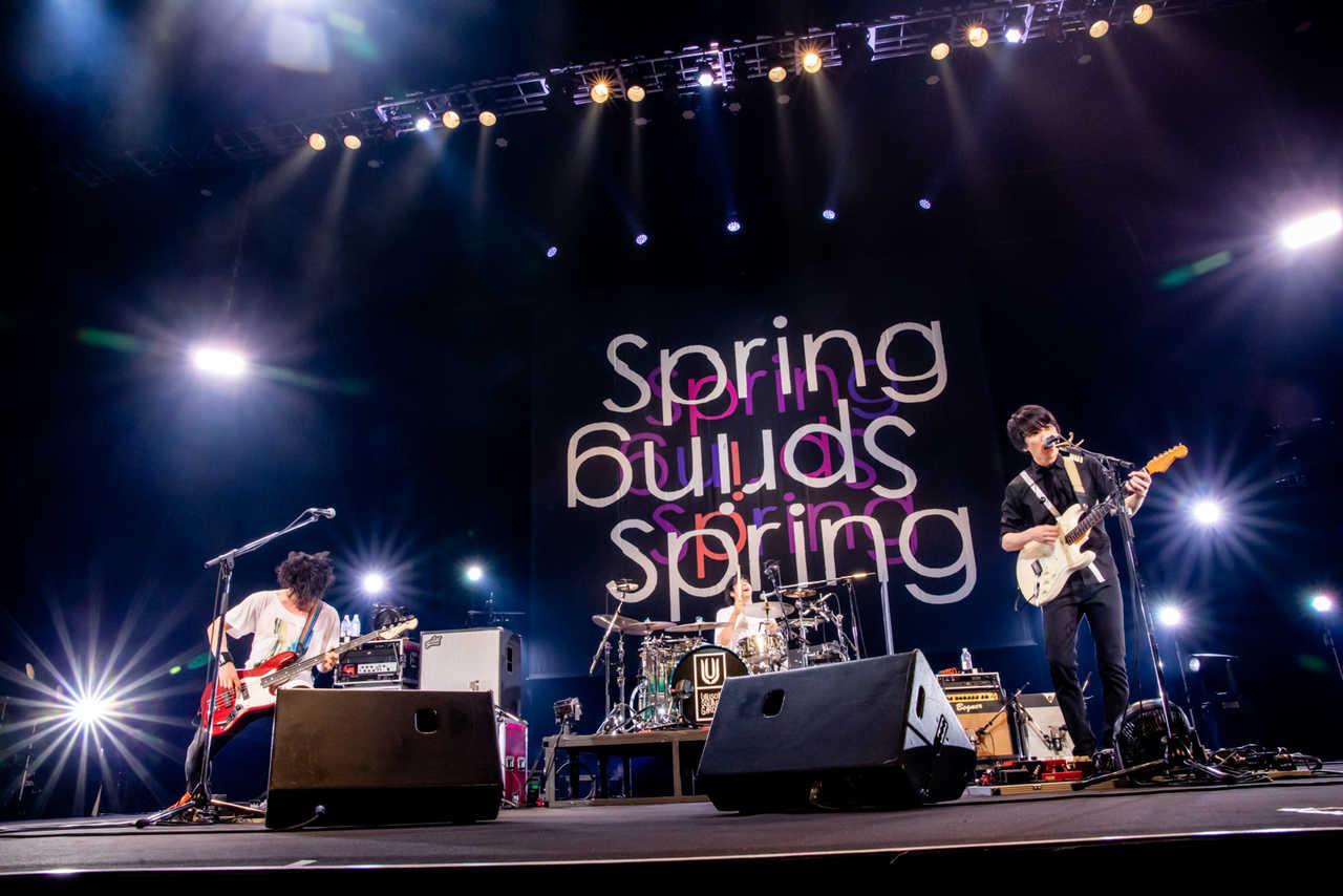 UNISON SQUARE GARDEN、10/6に新曲「Nihil Pip Viper」配信決定!「Spring Spring Spring」ライブ映像作品同日リリース!
