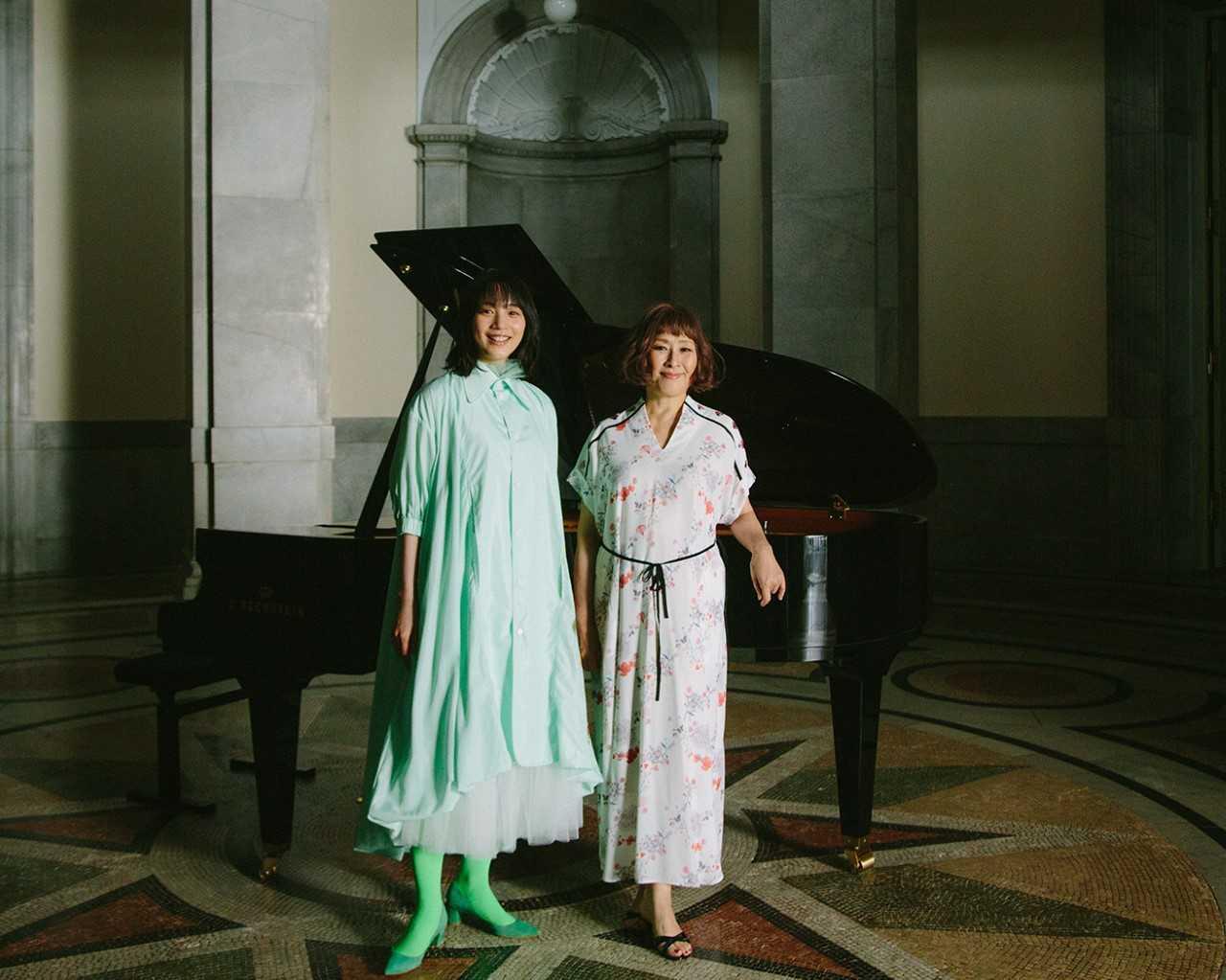 矢野顕子8月25日発売アルバム表題曲  「音楽はおくりもの」MV公開!  俳優 のんが出演!
