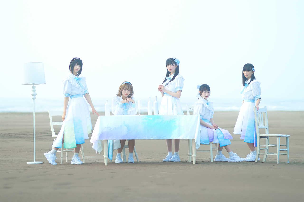 真っ白なキャンバスに元メンバーの鈴木えま・麦田ひかるが加入、 新グループ合格者も発表