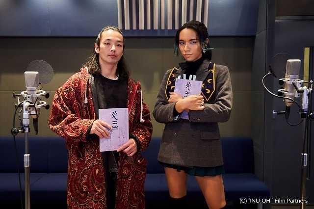 アヴちゃんと森山未來の共演は映画「モテキ」以来10年ぶり
