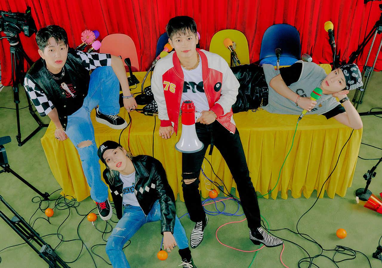 SHINee、ミニアルバム『SUPERSTAR』がオリコンアルバムランキング初登場1位を獲得!
