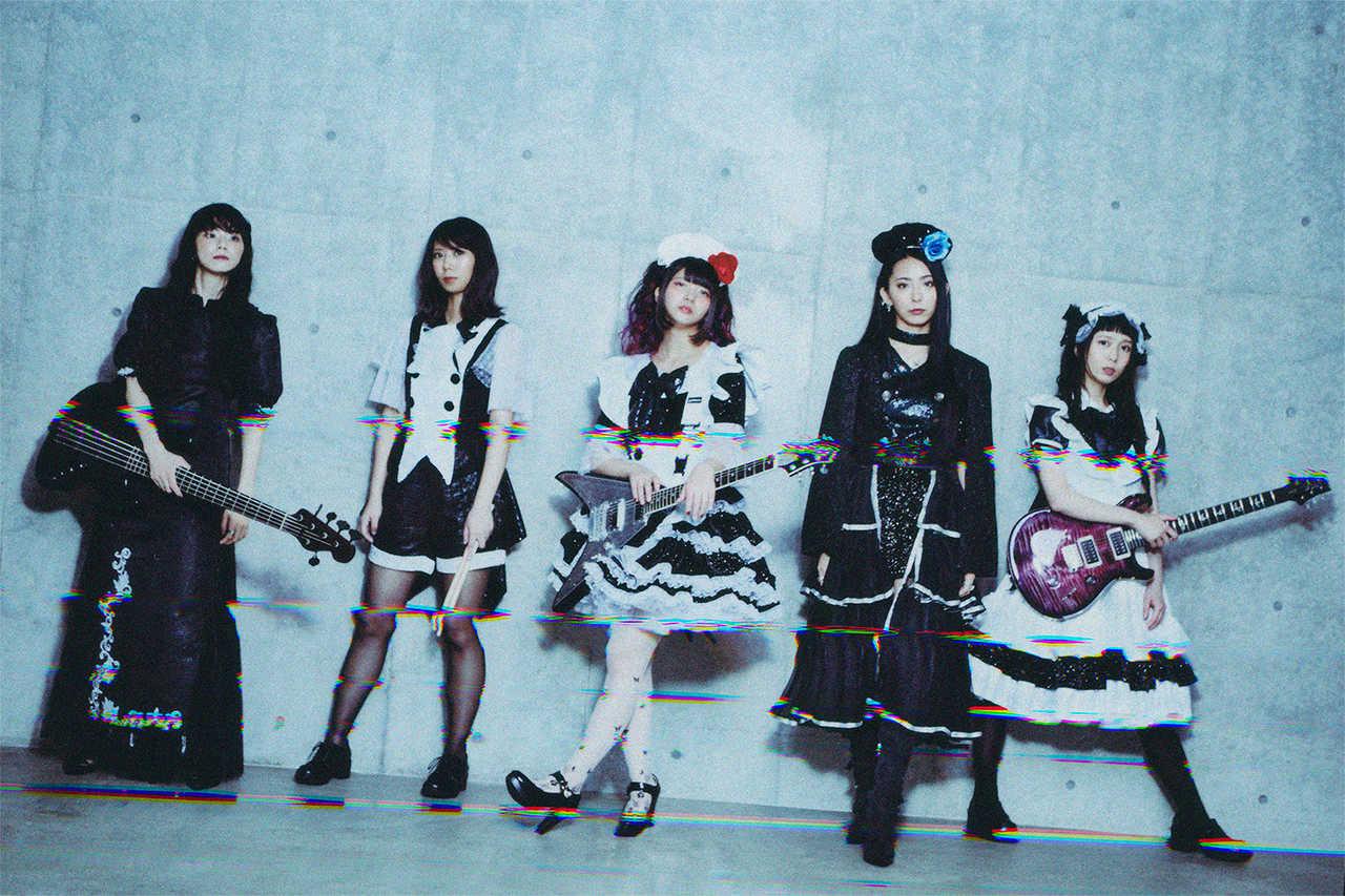 BAND-MAID、11月3日の「レコードの日」に合わせてアルバム作品のアナログレコードをリリース!