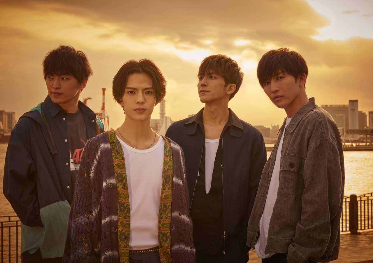 THE BEAT GARDEN、3rdアルバム『余光』初回盤DVD収録のワンマンライブダイジェスト映像が到着!