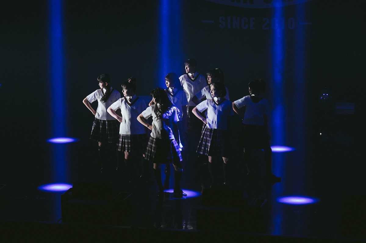 【ライブレポート】さくら学院 1年半ぶりの有観客ライブを開催!
