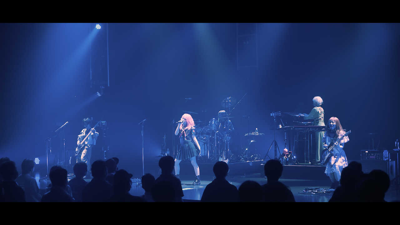 「MindSet (Live at EX THEATER  ROPPONGI on June 20th, 2021)」