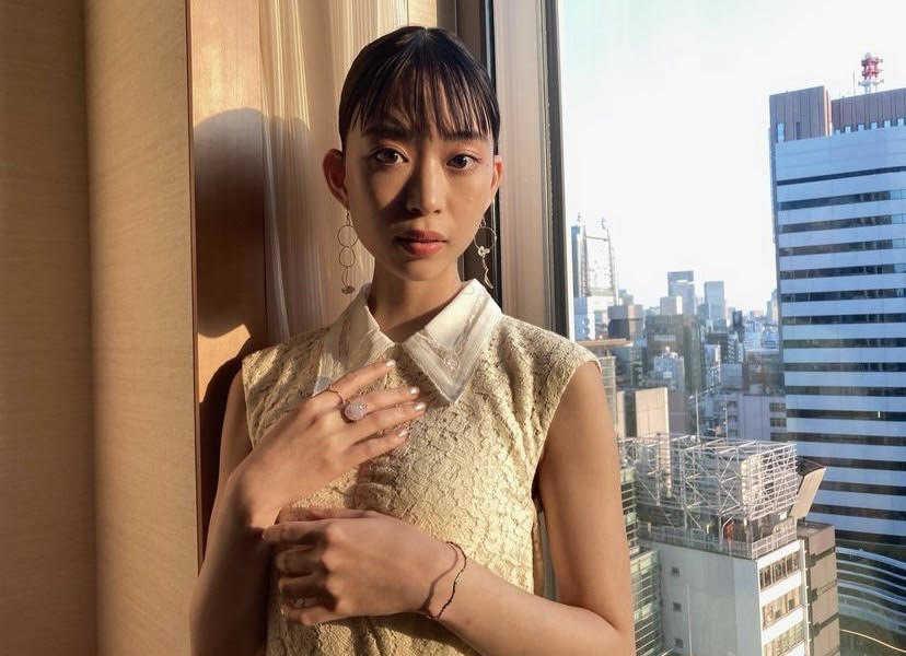 森川葵、メンズライクなスタイルに「女子でも惚れちゃう」