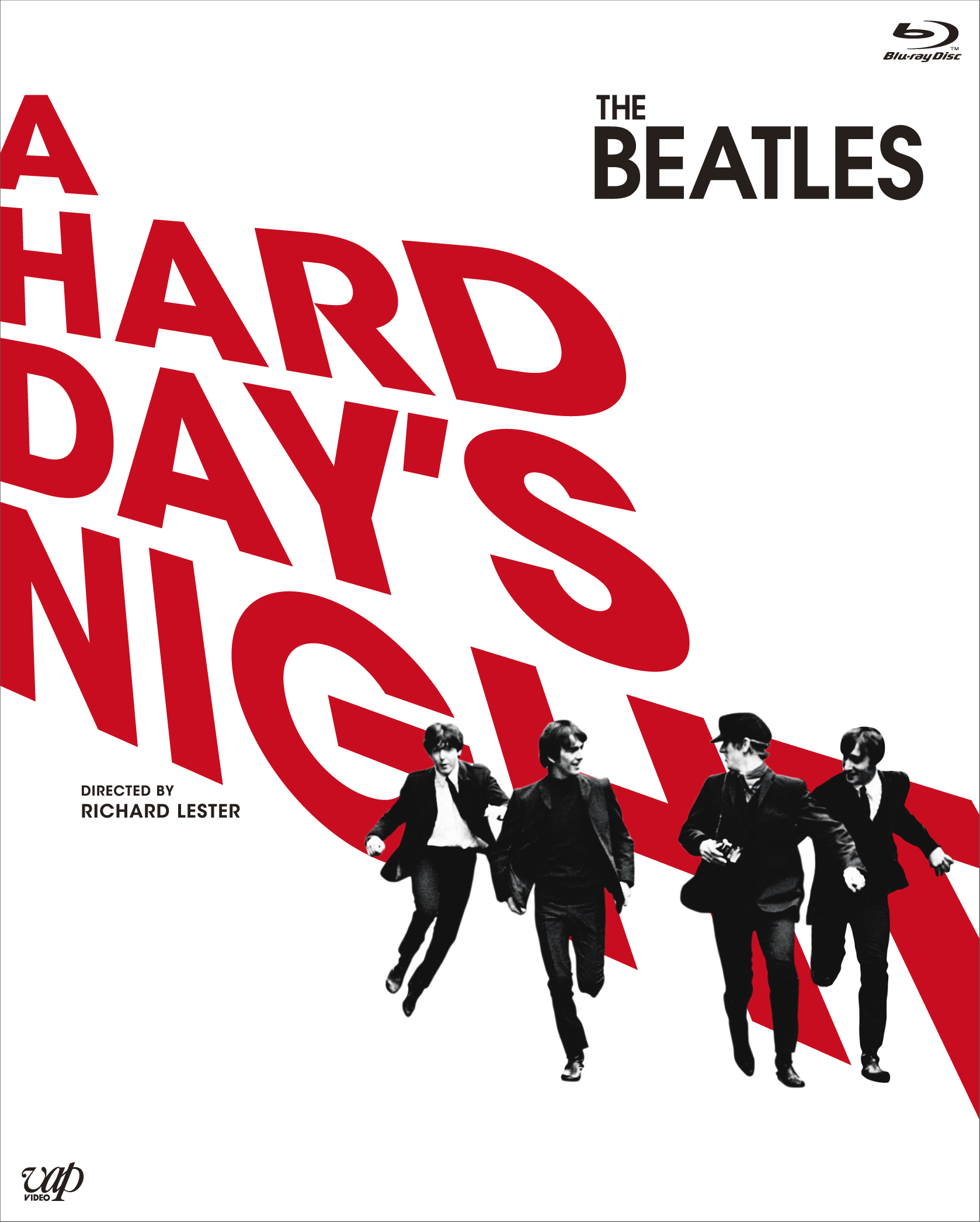 Blu-ray 『A HARD DAY'S NIGHT』 【初回限定盤】