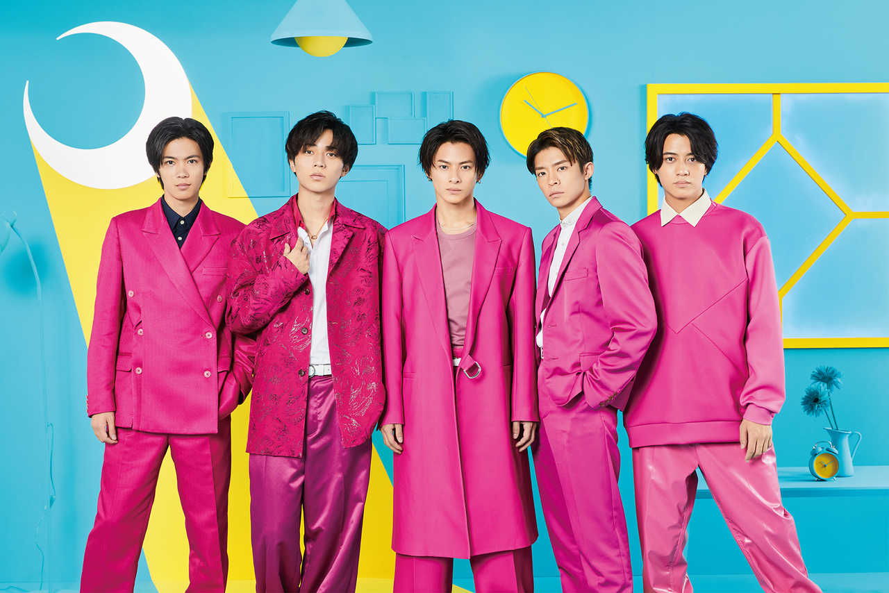King & Prince 待望の8thシングル「恋降る月夜に君想ふ」の最新のアーティスト写真及びジャケット写真を一挙公開!