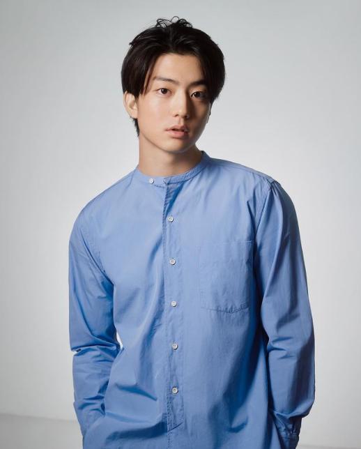 伊藤健太郎、主演舞台「SOULFUL SOUL」無造作ヘアのビジュアルに心奪われる!