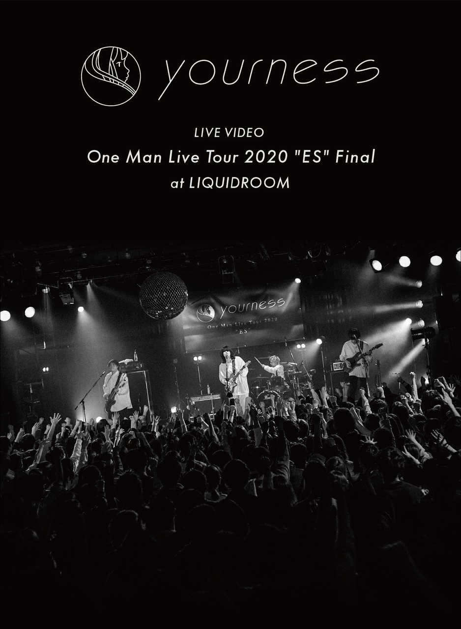 """無料配信ライブ『One Man Live Tour 2020 """"ES"""" Final at LIQUIDROOM』"""