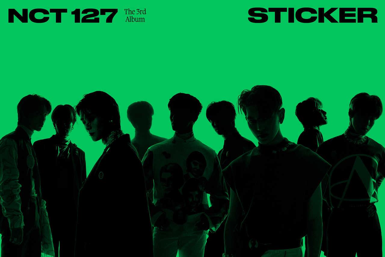 NCT 127が9月17日に3枚目のフルアルバム『Sticker』を発売!
