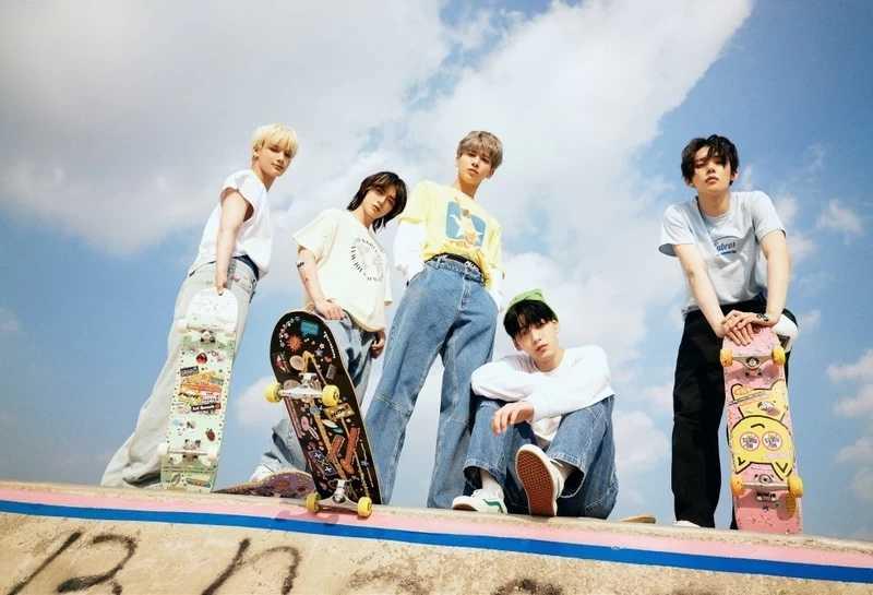グローバルに活躍する韓国5人組  TOMORROW X TOGETHER  グローバル広告界で大活躍!