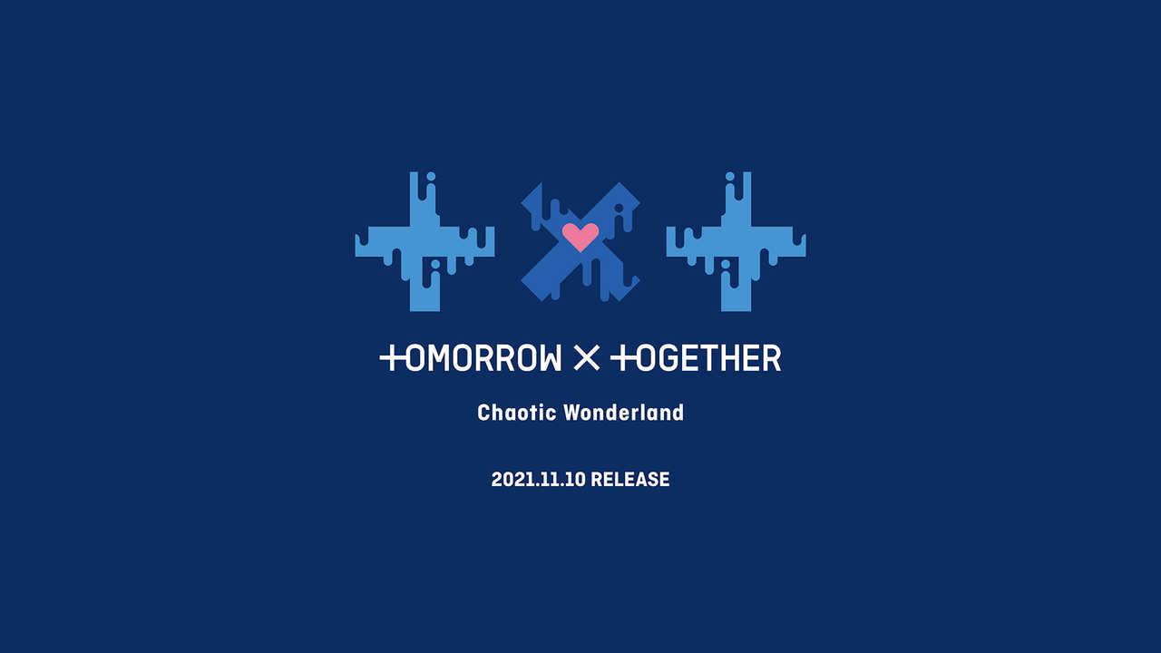 TOMORROW X TOGETHER 待望の日本1st EP 『Chaotic Wonderland』発売決定!!