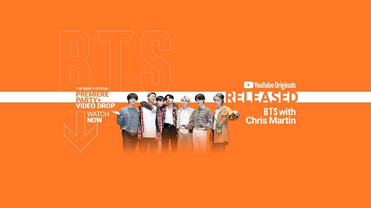 BTS、「RELEASED」スペシャルエピソードを公開 !
