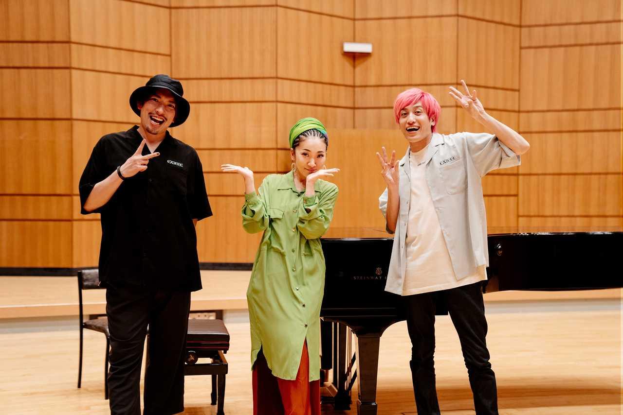 MISIA レギュラーラジオにEXITが登場!EXIT楽曲にコーラス参加した制作秘話をトーク!