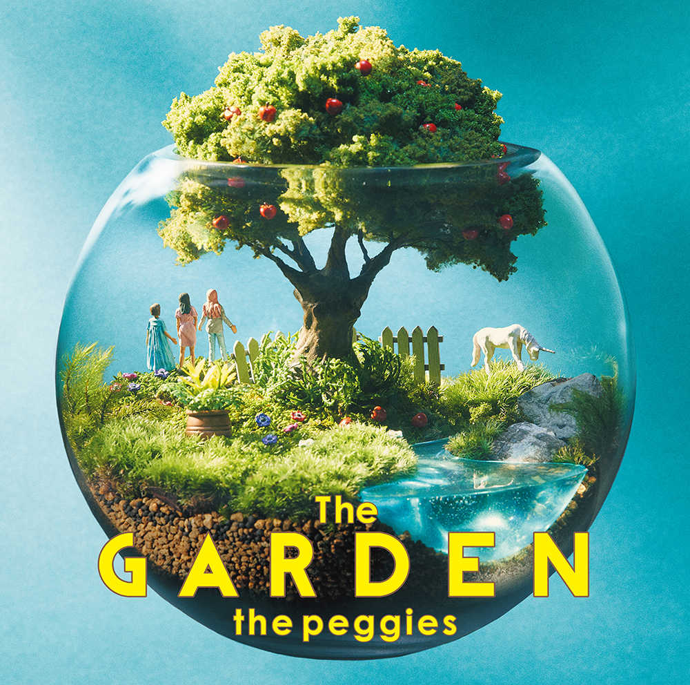 アルバム『The GARDEN』【通常盤】(CD)