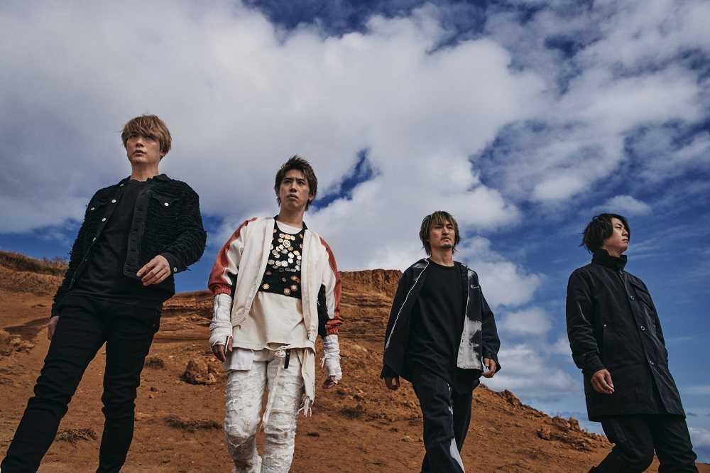 ONE OK ROCK、初のオンラインライブがDVD & Blu-rayで発売決定!