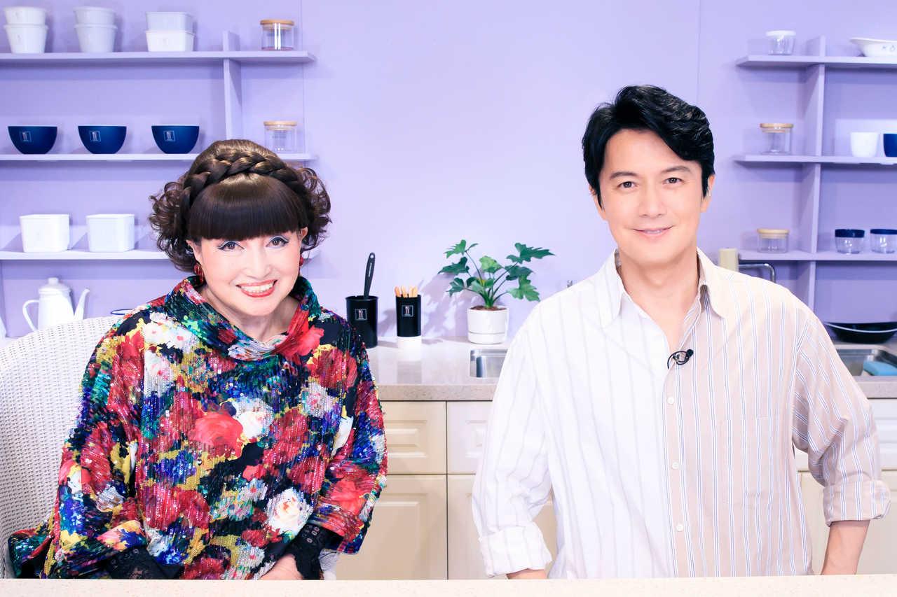 『福山雅治の口福キッチン』第3弾ティザー解禁!スペシャルゲストに黒柳徹子!