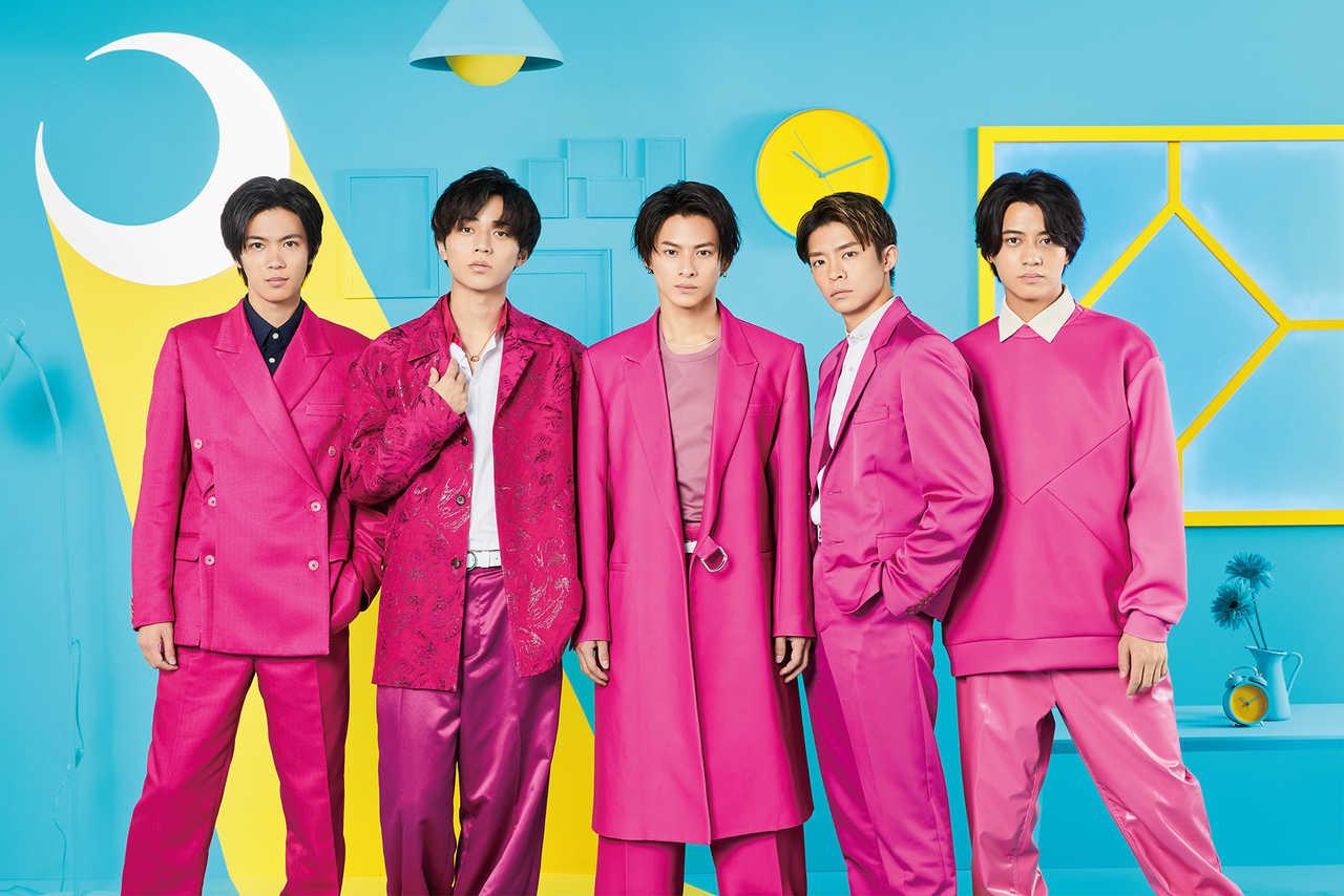 King & Prince 最新シングル収録「恋降る月夜に君想ふ」-Re:Sense LIVE ver.-のダイジェスト映像公開!!