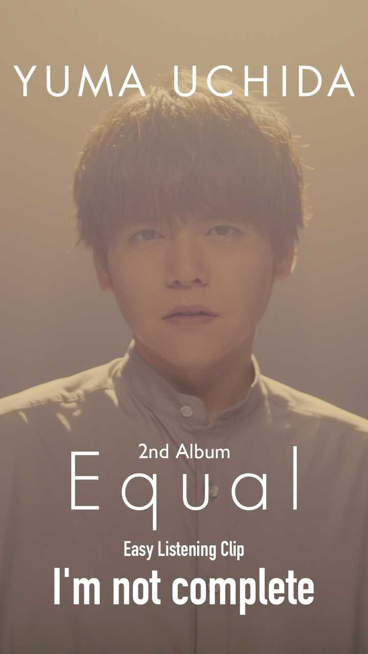 「I'm not complete」 Easy Listening Clip