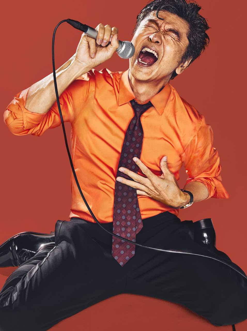 """桑田佳祐 最新作""""ごはんEP""""がオリコン1位獲得で大記録を樹立!"""