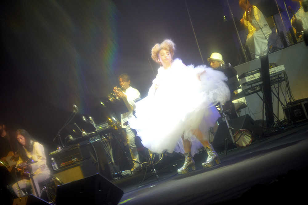 『Chara's Time Machine:30th Anniversary Live』9月20日 at LINE CUBE SHIBUYA(Photo by 岩澤高雄)