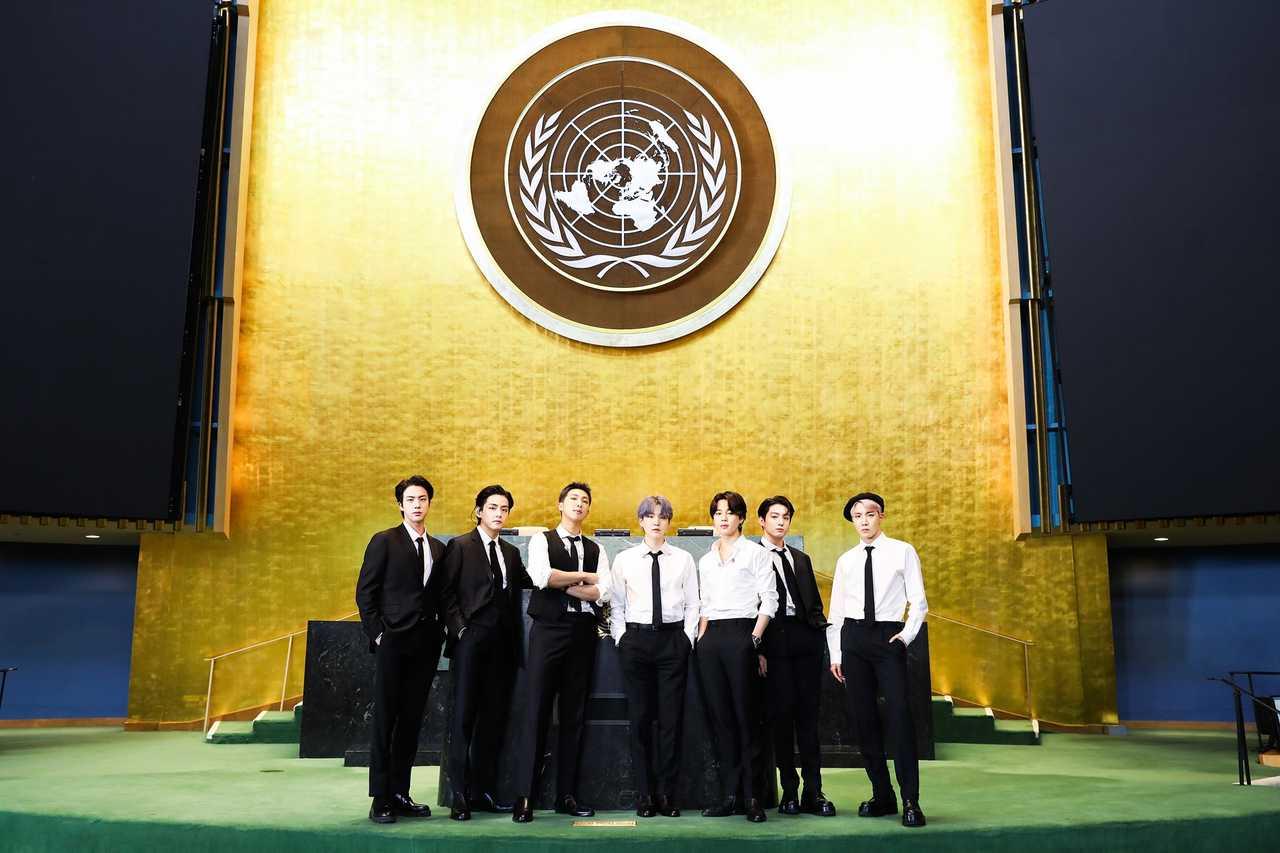 BTS、国連総会演説&パフォーマンスに外信が集中報道!