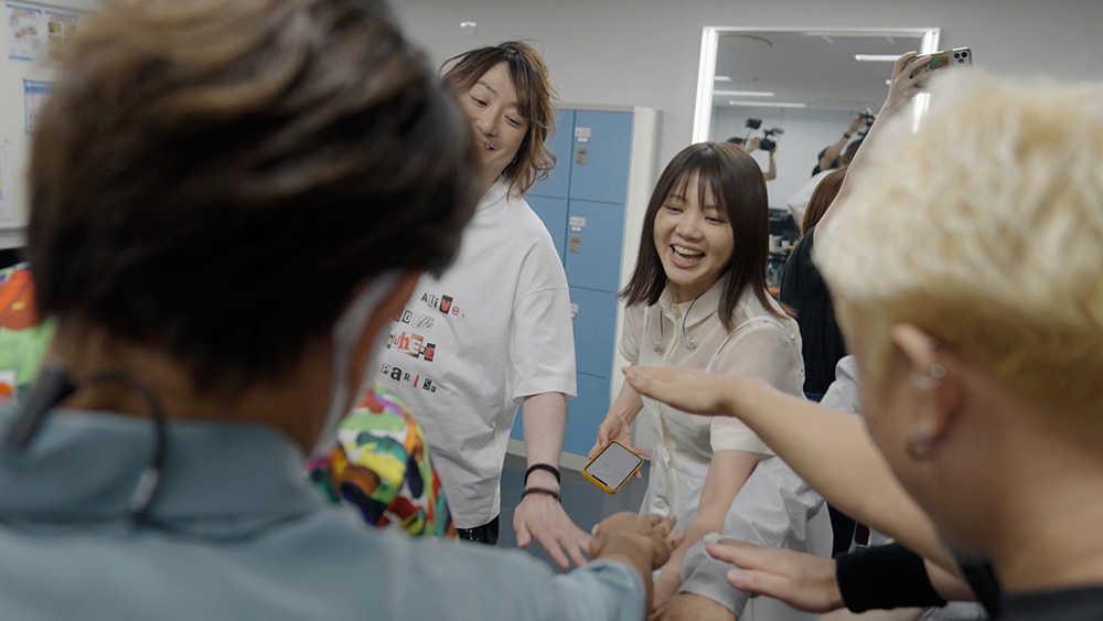 「いきものがかりの みなさん、こんにつあー!! THE LIVE 2021!!!」ドキュメンタリー・ティザー (-気まぐれロマンティック-)