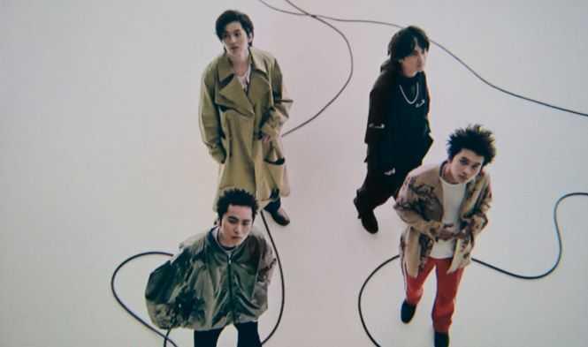 DISH// 新曲「ありのまんまが愛しい君へ」 配信開始、MV公開!