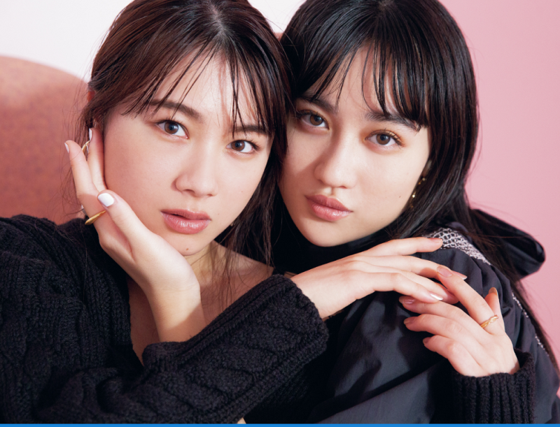 モーニング娘。'21・石田亜佑美  アンジュルム・佐々木莉佳子