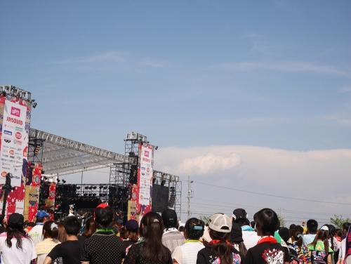 """""""ランティス祭り""""の幕開けを飾る三重公演2daysで18,000人を動員"""