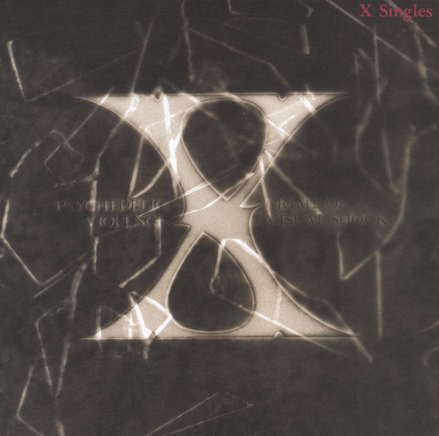 アルバム『X Singles』