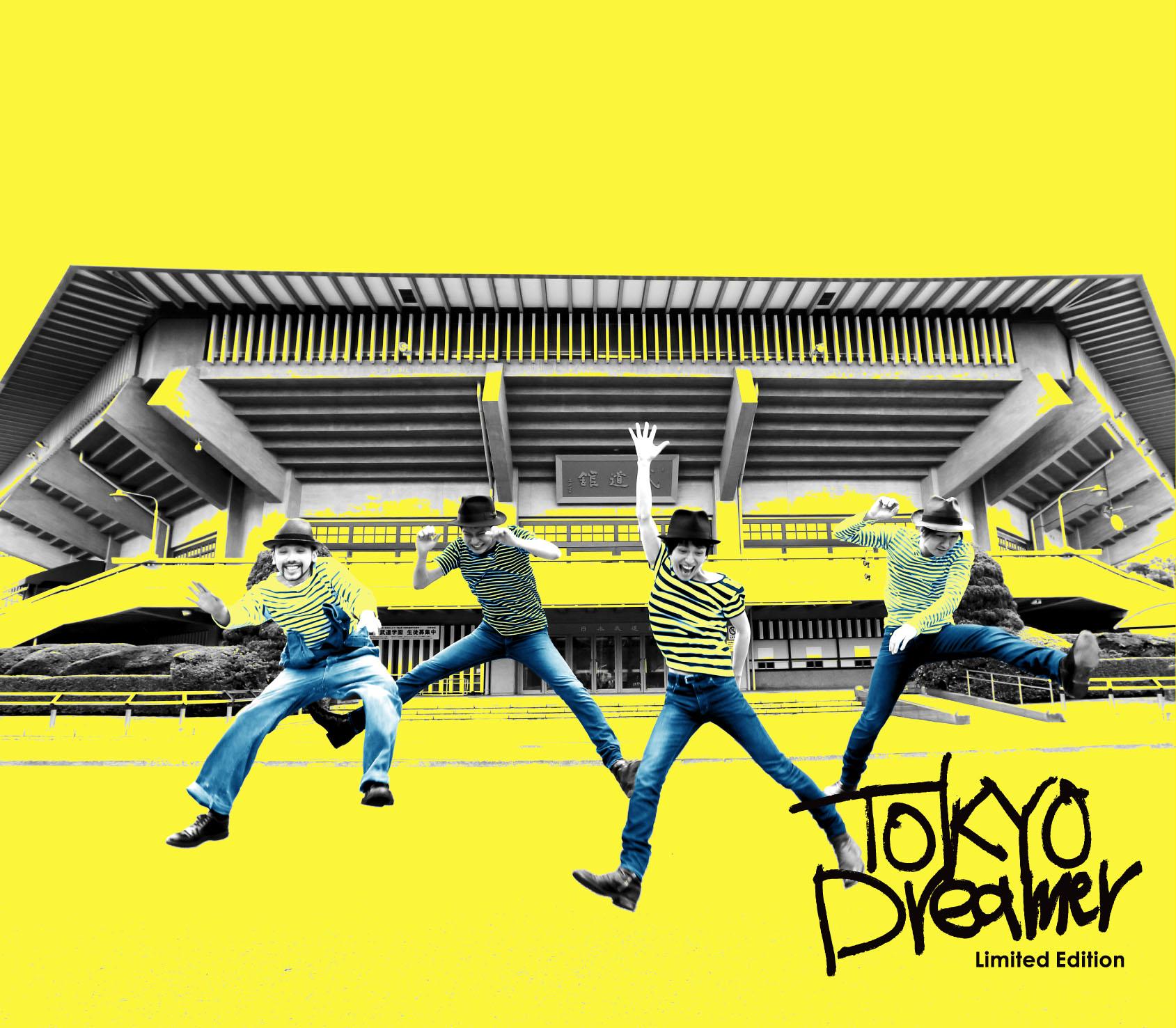 「TOKYO Dreamer」武道館会場限定スリーブジャケット(光村龍哉)