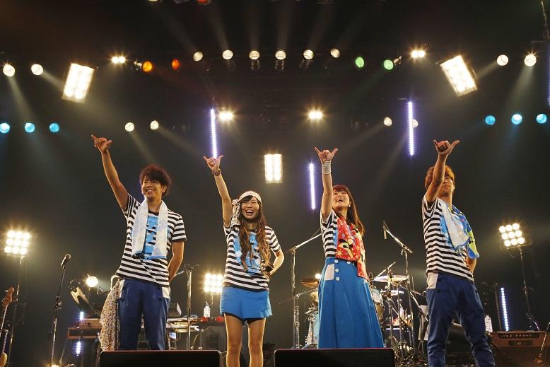 8月17日(日)@渋谷公会堂