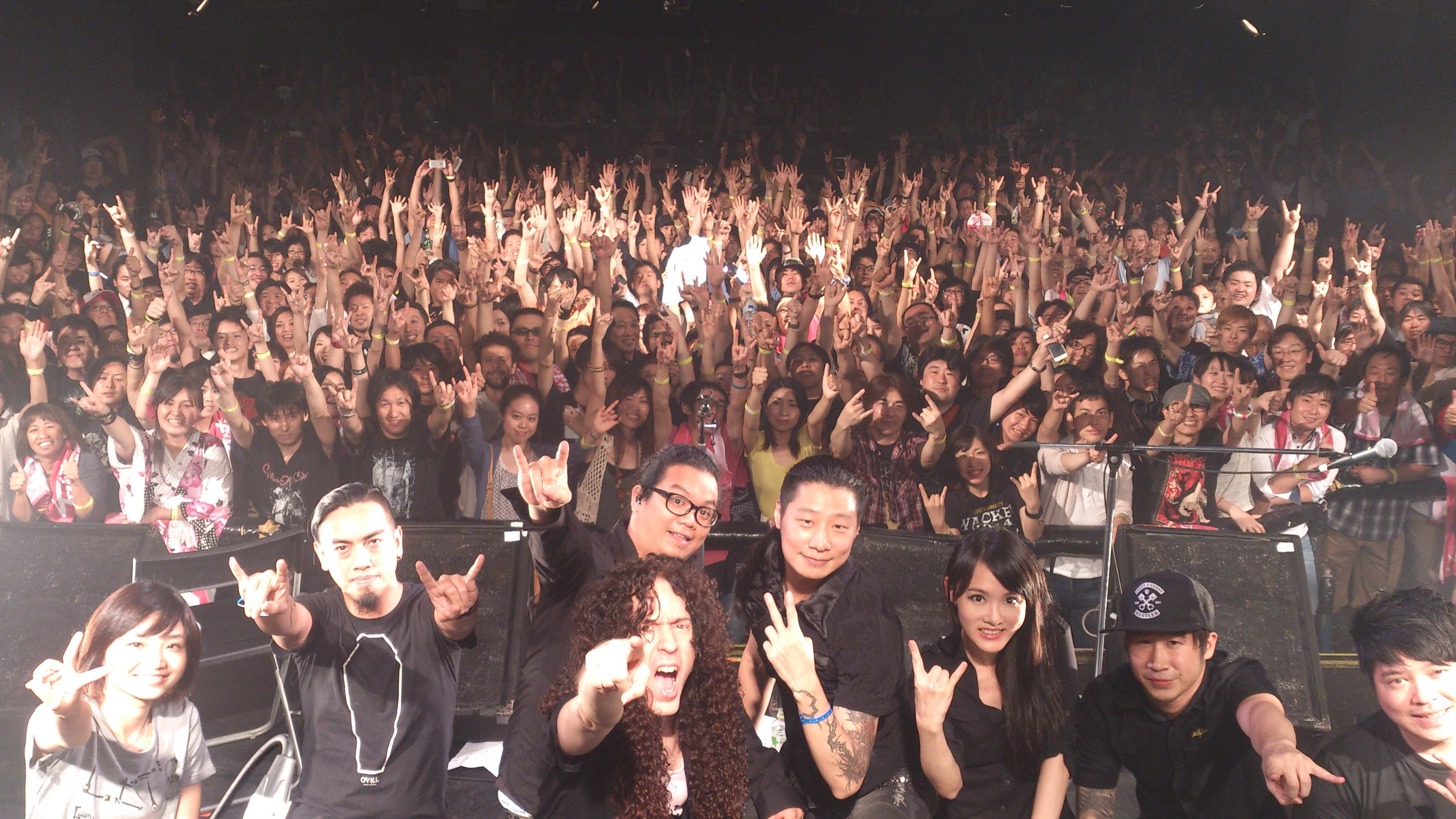 ライブ・イベント『TAIWANDERFUL(台ワンダフル)』(8月15日@東京・恵比寿リキッドルーム)