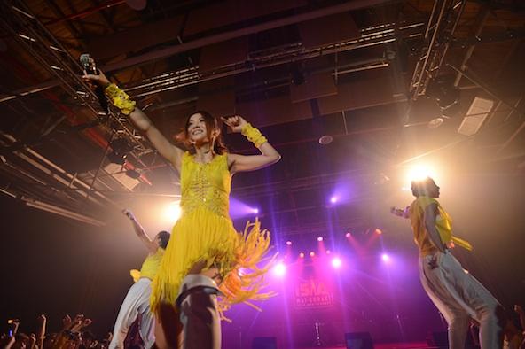 倉木麻衣、8月24日(日)に約5年振りとなる台湾公演を実施