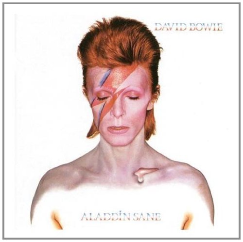 『Aladdin Sane』/David Bowie