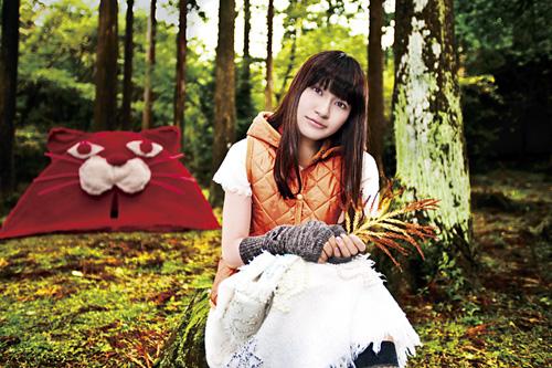 初のシングルリリースから約2年、遂にアルバムリリースが決定した中島愛