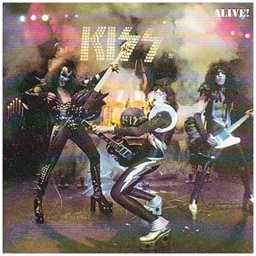 『ALIVE!』/KISS