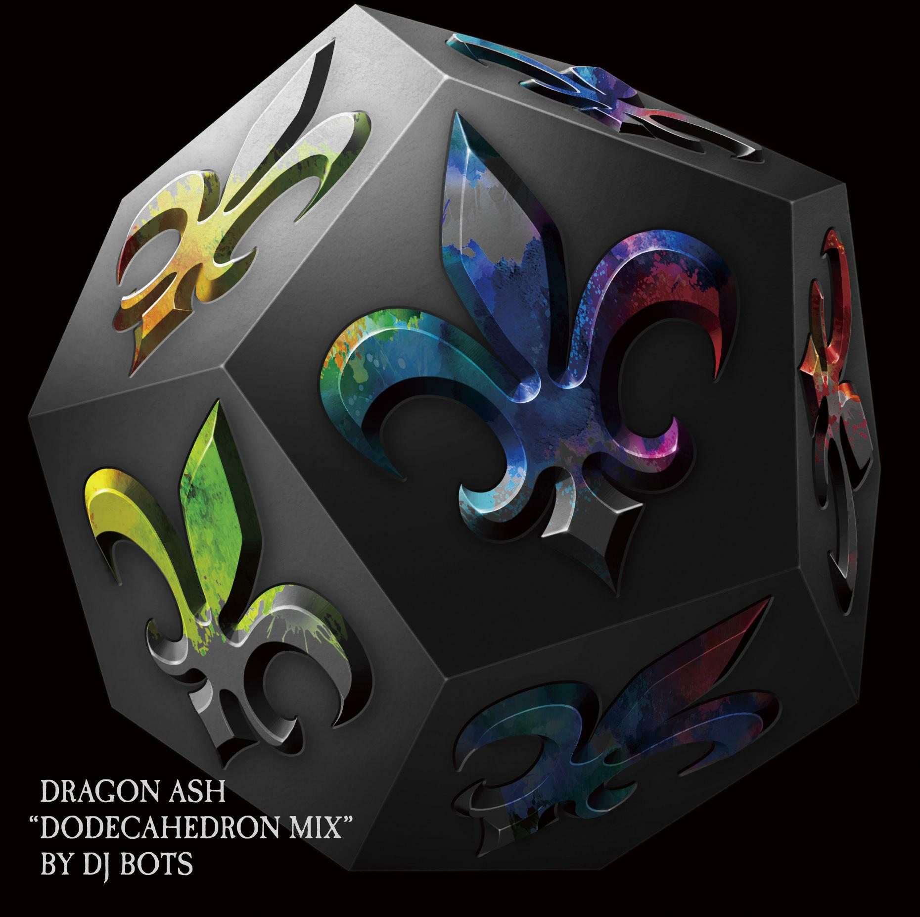 "アルバム『Dragon Ash""dodecahedron mix""by DJ BOTS』"