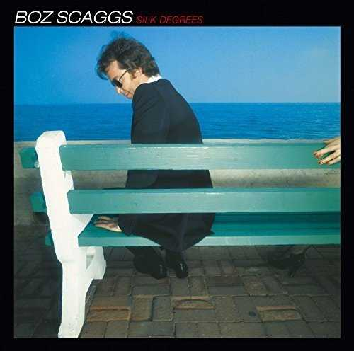 『Silk Degrees』/BOZ SCAGGS