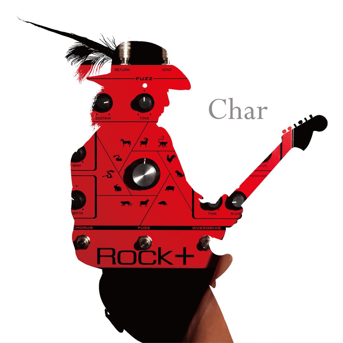 アルバム『ROCK十』