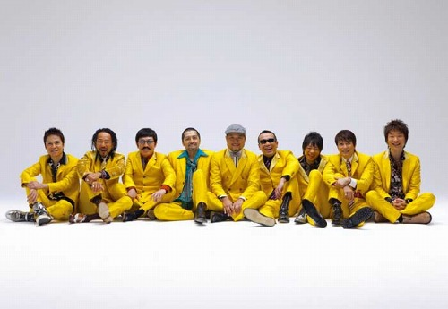 デビュー20周年の東京スカパラダイスオーケストラ