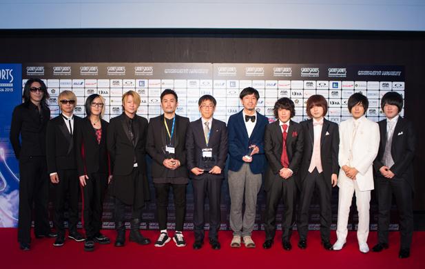 GLAY@「Short Shorts Film Festival &Asia 2015 AWARD」