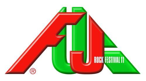 第1弾ラインナップを発表した<FUJI ROCK FESTIVAL '11>